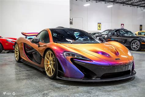 custom mclaren p1 photo of the day cj wilson s mclaren p1 gtspirit