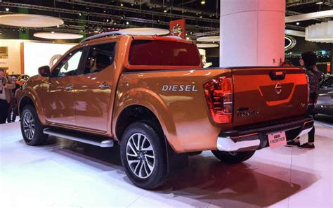 frontier nissan 2018 2018 nissan frontier diesel redesign usa canada release
