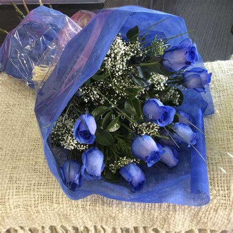 imágenes de rosas negras y azules ramo de rosas azul milrosas