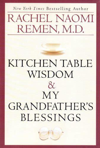 kitchen table wisdom stories that heal remen box set css optimization