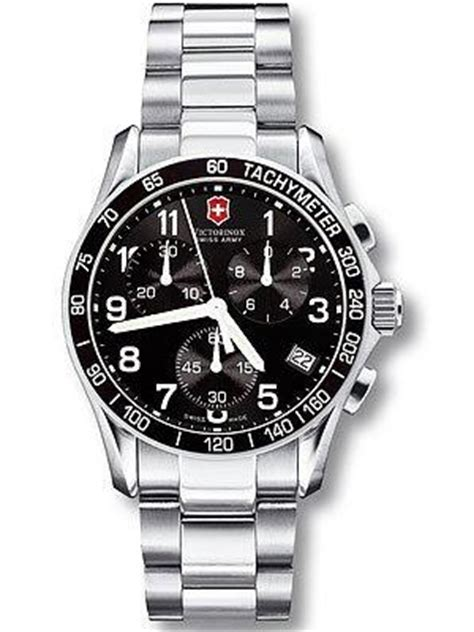 Swiss Army Krono Graph Stopwatch swiss army s steel chrono classic 241122