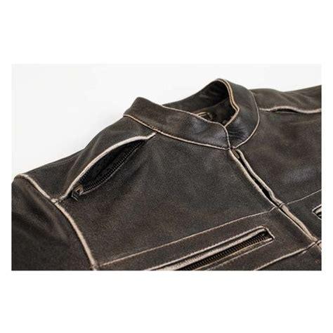 Jaket Vintage Rebel Sandwash black brand vintage rebel s jacket revzilla