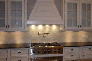 kitchen backsplash mini subway tiles eclectic