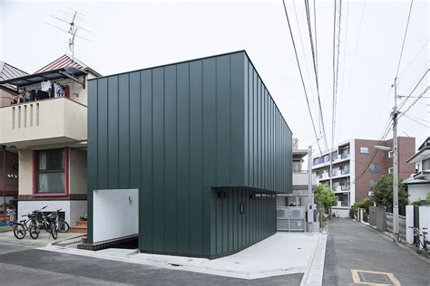compact house compact two story house keeping the noise away in tokyo