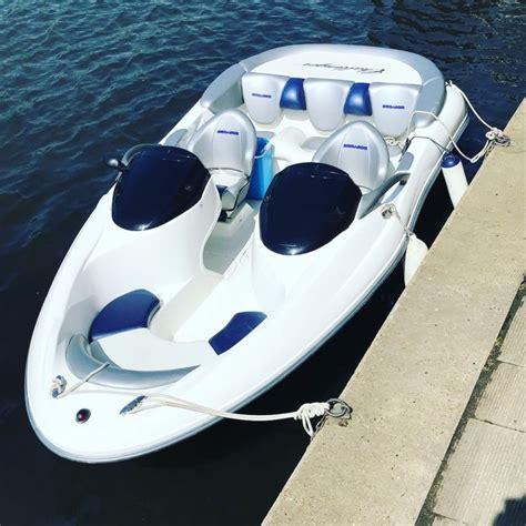 seadoo challenger   sale    uk boats