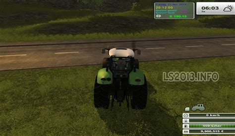 Ls With Timers by Clock Mod V 1 2 Ls 2013 Mods