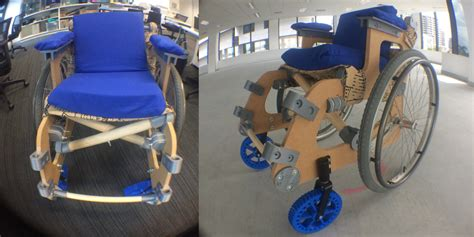 wheelchair diy meet hu go the open source diy low cost wheelchair with 3d printed parts open