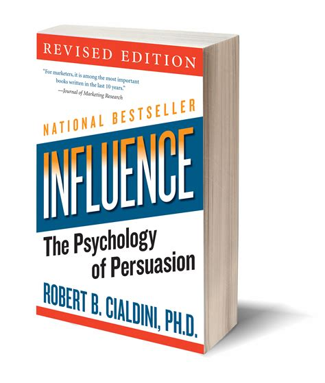 the marketer books influence the psychology of persuasion