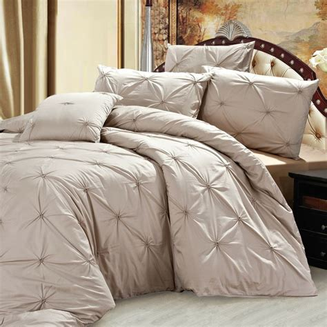 Taupe Duvet Sofia 3 Piece Duvet Cover Set In Taupe For The Apt
