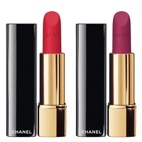 Lipstick Chanel New object of desire chanel 2015 and lipsticks