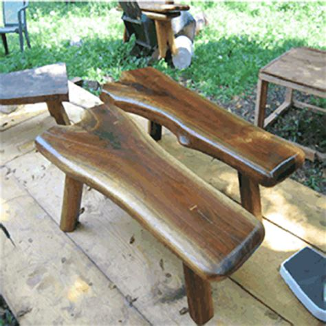 walkers sawmill handcrafted wood furniture