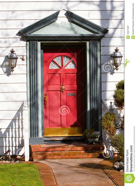 free front door front door royalty free stock photography image