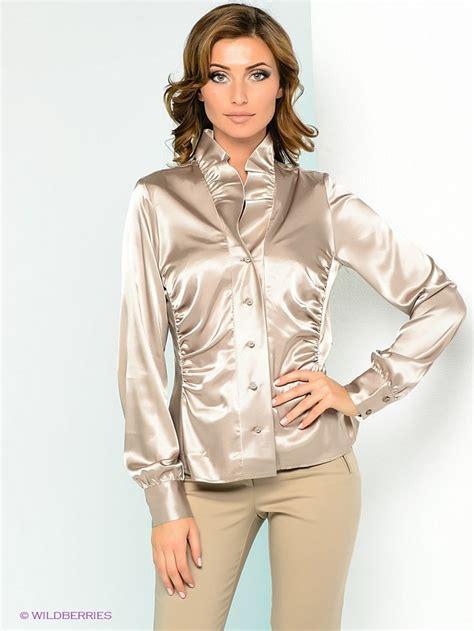 More Satin Looks by Satin Blouse атласная блузка Blouses