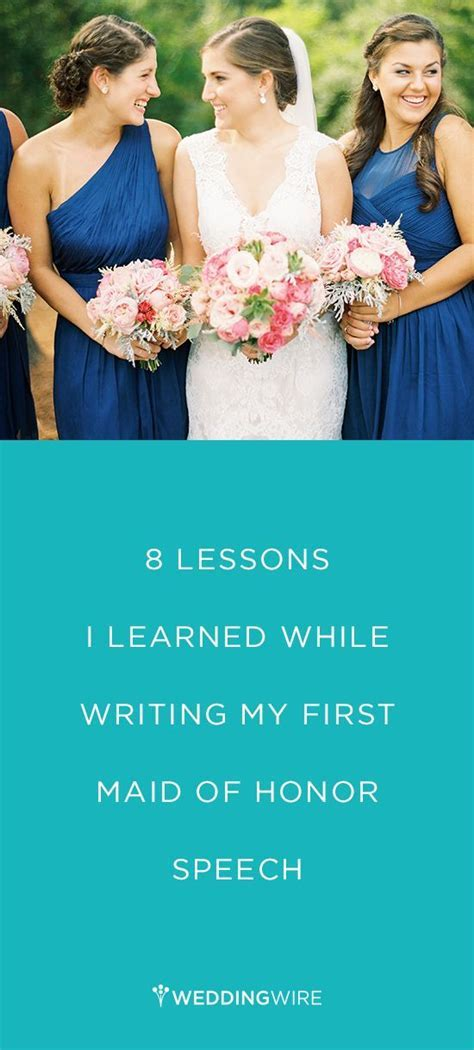 Best 25  Maid of honor speech ideas on Pinterest   Matron