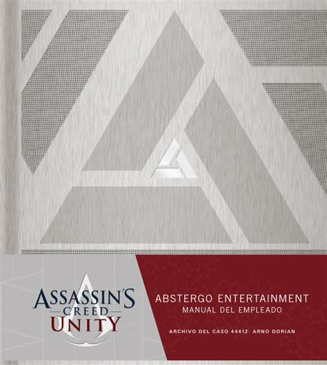 assassins creed unity abstergo assassin s creed unity abstergo entertainment manual del empleado blog de c 243 mic