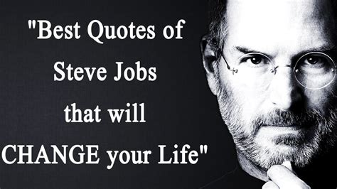 life of steve jobs youtube steve jobs quotes that will change your life boldsky