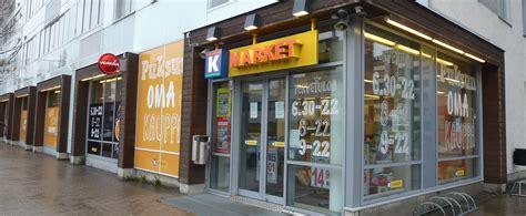 k market k market pukinm 228 ki ja k market rauhankatu avasivat