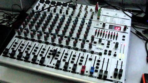 Mixer Behringer Ub1832fx Pro behringer eurorack ub1832fx pro