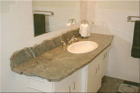 stone bathroom countertops how to tile bathroom countertop peenmedia com