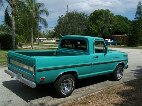 short bed truck cer 1968 ford f100 short bed pickup truck frame off