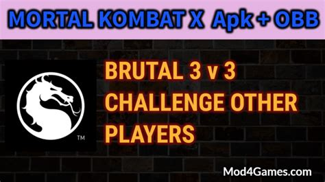 3 data apk mortal kombat x mod apk unlimited money all features unlocked with obb data mod4games