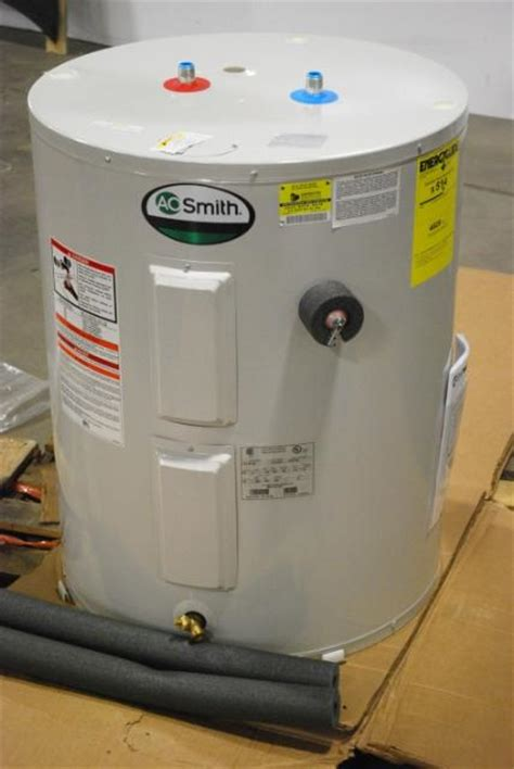 A.O. Smith Electric Water Heater 50 Gallons ECL 50 200   eBay