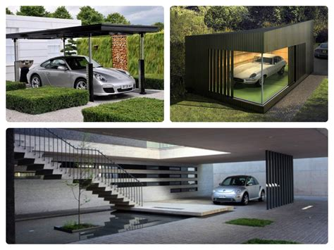 modern garages brokie