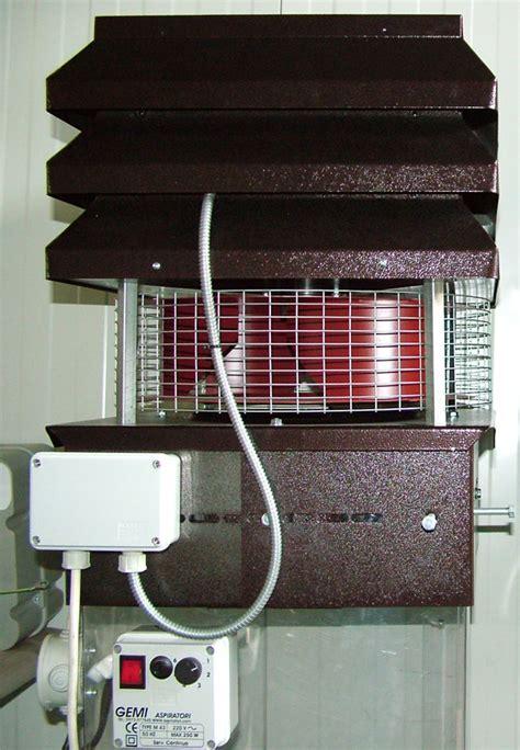 aspiratori camini legna aspiratore per camini cattarossi