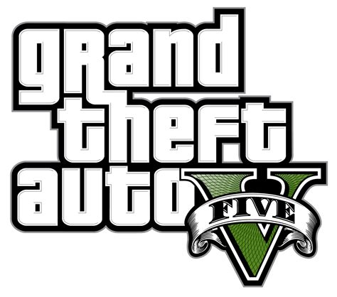 Gran Theft Auto 5 Logo by Gta Grand Theft Auto Logos Download