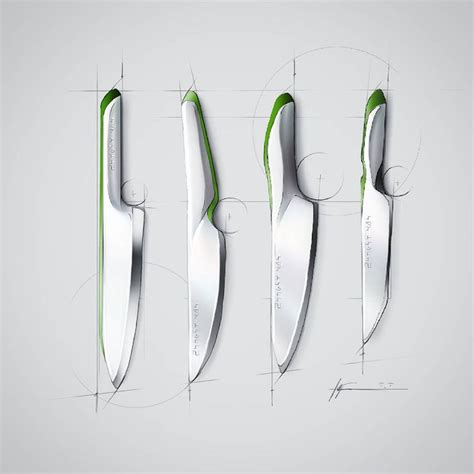 designer kitchen knives 25 best ideas about industrial design sketch on