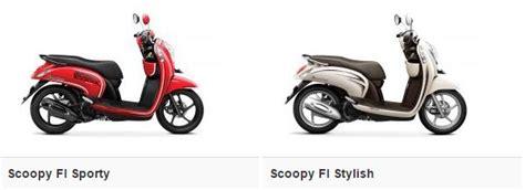Sen Depan Scoopy Fi Injeksi why45 motor generasi honda scoopy