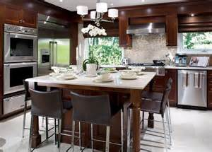 Kitchen Island With Table Seating by Kitchen Island Tables Kitchen Island Tables With Stools