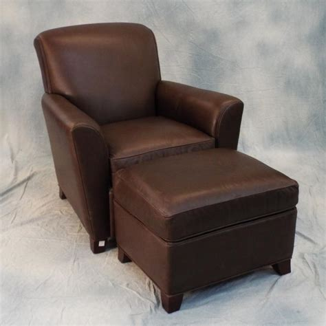 stickley leather recliner 2 stickley leather arm chairs 1 ottoman