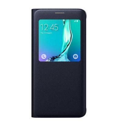 Flip Cover Samsung S6 Edge S View samsung s view cover for samsung galaxy s6 edge plus black