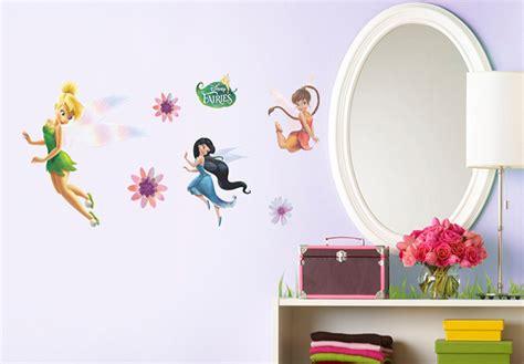 fairies wall stickers disney fairies wall sticker wall