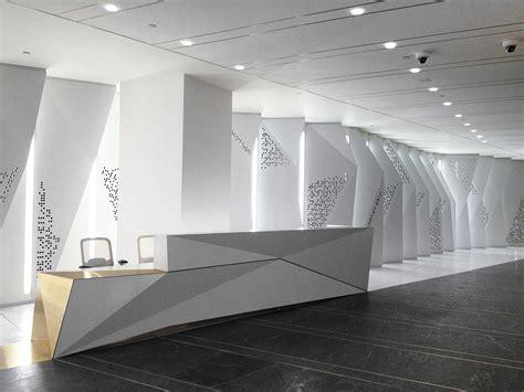 york tech office lobby