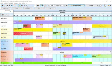 g 233 rez le planning du jour de la semaine ou du mois