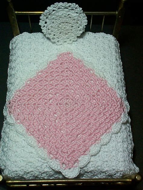 Handmade Afghan - 17 best images about miniature crochet on