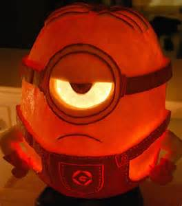 minion pumpkin carving template 16 pumpkin carving and decorating ideas for the family