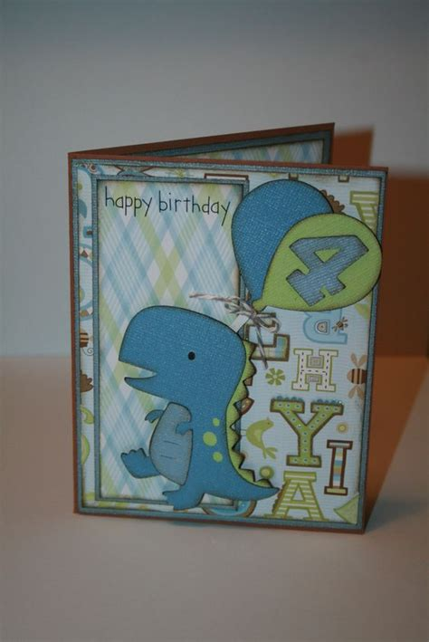 Handmade Birthday Cards For Boys - handmade birthday cards for boys kards by kellee