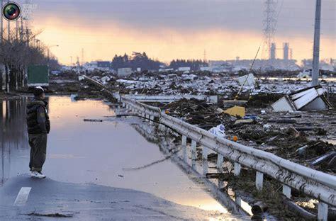 Imagenes Impactantes Tsunami | impactantes im 225 genes despues del tsunami en jap 243 n taringa