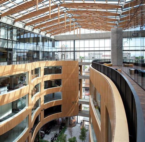 atrium dambrosio architecture urbanism archdaily