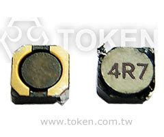 shielded vs unshielded power inductor power inductor smd high current low profile inductors tpsrh2da token components