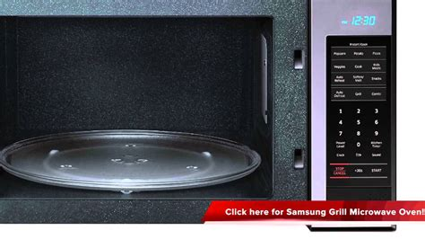 Microwave Oven Samsung Me83m samsung counter top grill microwave oven review