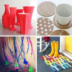 at home diys diy projects to do this weekend design trend report