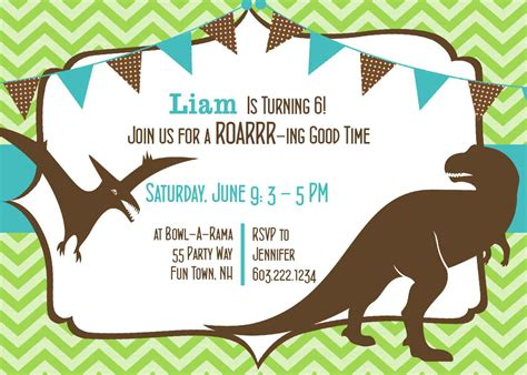 printable dinosaur invitation cards how to create dinosaur birthday invitations all
