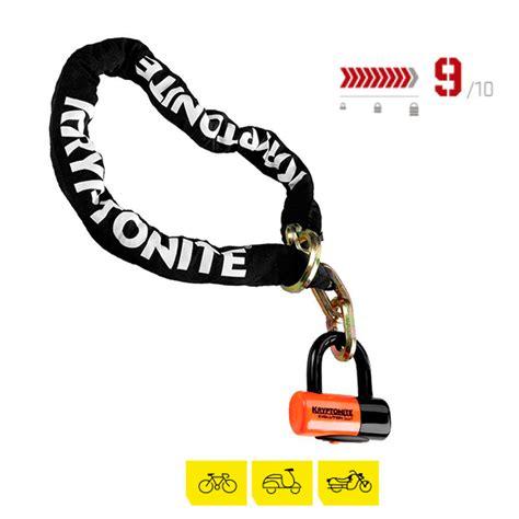 cadenas kryptonite cadena kryptonite new york chain noose 1213 ny disk lock