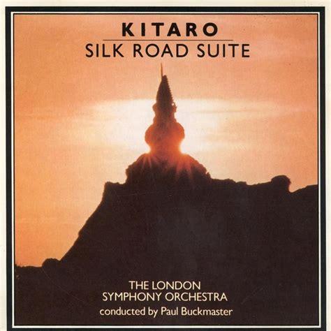 Cd Kitaro Silk Road silk road suite