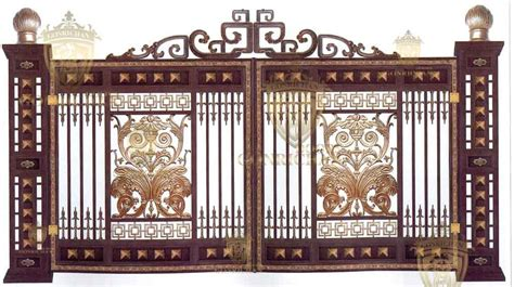 Front Door Gate Designs Front Door Designs Wrought Iron Villa Gate Designs Exterior Door Patio3 Buy Soundproof Doors