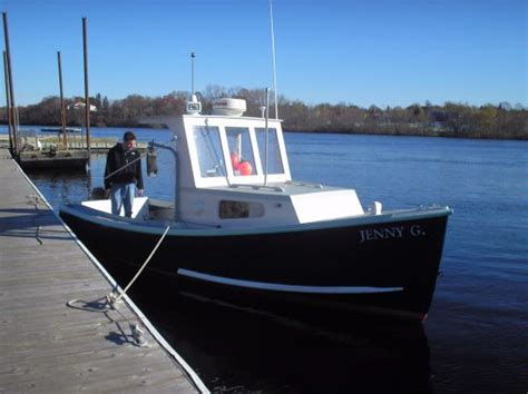 21 ft repco lobster boat speaking of downeasters what does yours look like